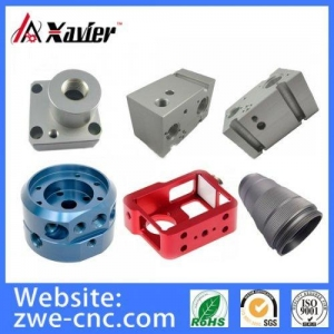 China Die Casting Parts Custom CNC Machined Parts by Precision CNC Machining on sale