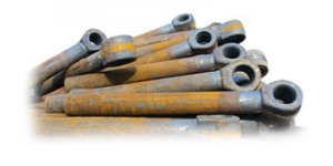 China Forgings Forged Hydraulic Cylinder Components on sale