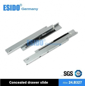 China Concealed Drawer Slide 24.B327 on sale