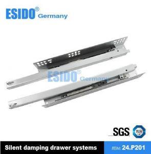 China Concealed Drawer Slide 24.P201 on sale