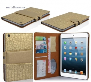 China iPad mini Case Leather case for ipad mini on sale