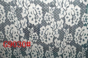 China Nylon & Cotton Lace Fabrics Spandex Nylon Lace Fabric on sale