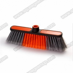 China industrial brushes houshold floor brush with rubber edge 8214 COB brush 8202 on sale