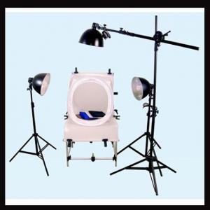 China 3-Light Fluorescent 900-Watt Product Shoot Kit on sale