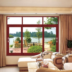 China Aluminium windows and doors on sale