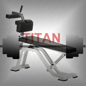 China TITAN series CLPB -commercial lying... CCB -commercial Adjustable AB crunch bench on sale