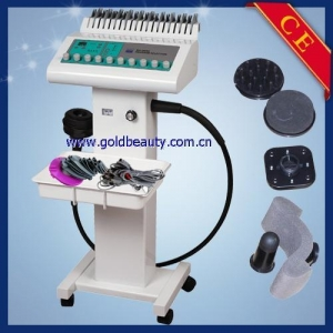 China 800SA Professional 2 in 1 G5 vibration & faradic muscle stimulation machine on sale
