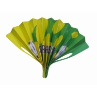 China Paper Clapper Clap Banner on sale