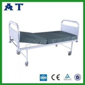 China Manual double-folding bed on sale