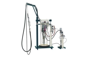 China Two Component Sealant Spreading Machine STJ03 on sale