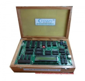 China Microprocessor & Micro Controller Trainer Kit on sale