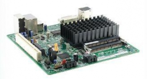 China HDMI DVI-D Mini ITX Mainboard , Intel Atom D2550 CPU NM10 DDR3 Motherboard on sale