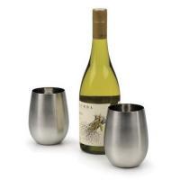 Wine RSVP Endurance Stemless Wine Glass Set of 4