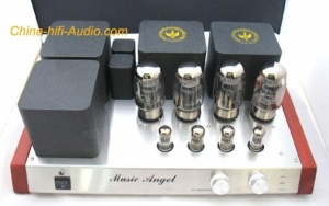 China Music Angel tube amp M A XD-SE Class A vacuum tube KT88 Integrated Amplifier on sale