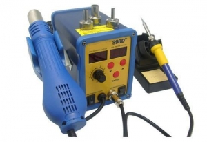 China Welding tools Solder and desolder station BST-898D+ on sale