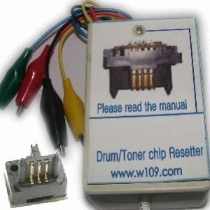 China Toner Chip Resetter Sharp 41 in 1 Drum chip Resetter on sale