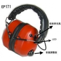 China Hearing Protection Level-dependent Earmuff PEP171 on sale