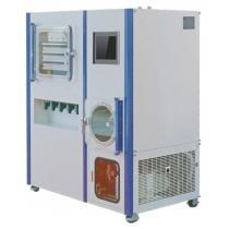China Pilot Freeze Dryer Lyophilizer, Full featured standard type, GMP standard matched on sale