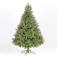 Slim Green Colorado Spruce Artificial Christmas Tree 1.8m (6ft)