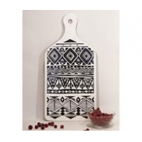 China Around The House Handmade Cutting Board African Ornament on sale