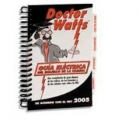 China 2005 Dr. Watts Pocket Electrical Guide - Spanish Edition on sale