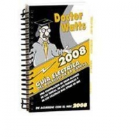 China 2008 Dr. Watts Pocket Electrical Guide - Spanish Edition on sale