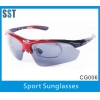 China Cycle Glasses/ Cheap Hot Sale Sport Eyewear UV400 for sale