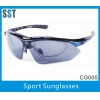China Best Cycling Glasses/ Popular OEM Sports Sunglasses for sale