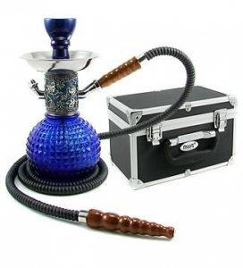 China HOOKAHS Mya Bambino Hookah Dark Blue 11 on sale