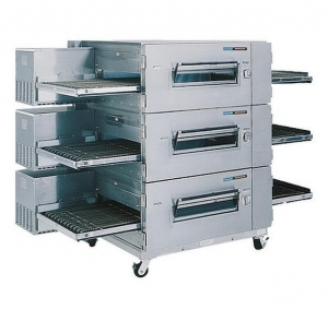 China 1600 LINCOLN Caterpillar Pizza Oven on sale