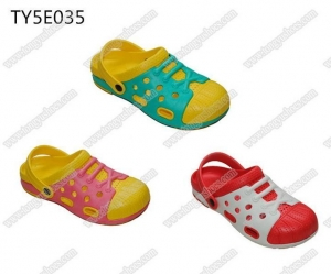China clogs cheapest ladies mule eva garden clogs shoes on sale
