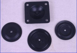 China Small EPDM Gas / Pressure Diaphragm Rubber Excellent Fatigue Resistance on sale