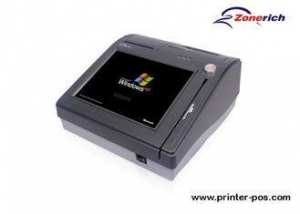 China Chain Store All In One POS System with MSR Card Reader , Point Of Sale Systems For Retail on sale