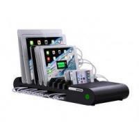 10-Port Super USB Charging Dock for iPhone / iPad / iPod/ Galaxy Tabs, Notes / SmartPhones / Tablets