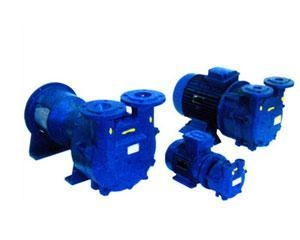 China AL small capacity liquid ring vacuum pump and compressor on sale