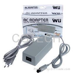 China Wii AC adatper, Wii AC adaptor, Wii accessories on sale