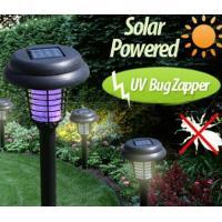 Solar Mosquito Killer Lawn Garden Lamp