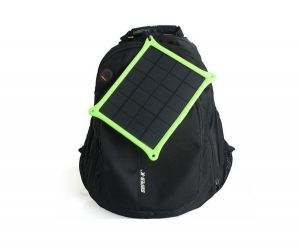 China Portable Folding Solar Panel Charger Bag Outdoor Camping 5W Portable Solar Panel Charger on sale