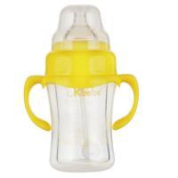 168ml High Quality PP Wide Neck Best Baby Feeding Baby Learning Children Milk Powder Bottle