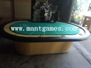 China Mantong Factory Best Selling Casino Game Machine for Poker Table T009 on sale