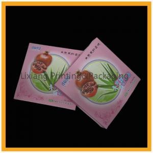 China Lady's face mask boxs on sale