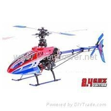 China RC Helicopter Belt CP V2 ESKY 6 CH 2.4GHz Electric RC Remote Control Helicopter RTF (Red) 000 on sale
