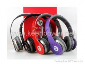 China Headphone& Earphone AAA Quality Wholesale Monster Just beats Studio DJ Dr.Dre Solo HD Pro headphones on sale