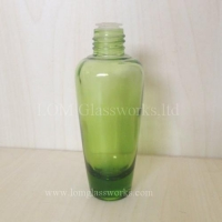 Glass Bottle JY-034 green essential oil glass bottle 2013
