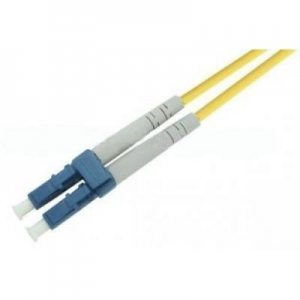 China LC SM DX 3.0mm cable Fiber Optic Patch Cord Telecom class,Polishing A on sale