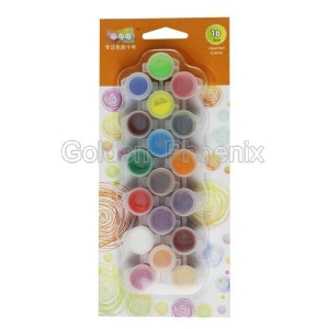 China Children Paint Series 3ml Finger Paint on sale