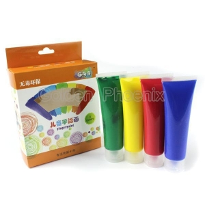 China Children Paint Series 100ml Finger Paint on sale