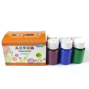 China Children Paint Series 40ml Finger Paint on sale