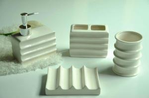 China 4pcs bath set bathroom ware on sale