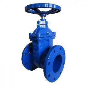 China Gate valve BS5163 resilient gate valve on sale